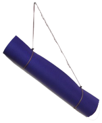 Стяжка для коврика