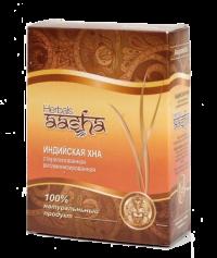 """""""Aasha Herbals"""" Хна стерилизованная витаминизированная"""