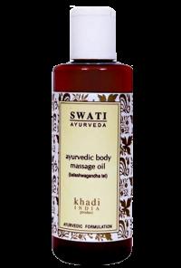 Масло для массажа SWATI