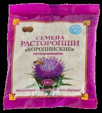 """Семена расторопши """"Бородинские"""""""