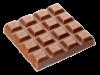 Шоколад из кэроба с Апельсином, имбирем и корицей
