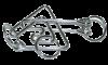 Головоломка металлическая