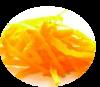 Корка апельсиновая