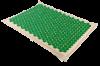 ТИБЕТСКИЙ АППЛИКАТОР (Аппликатор Кузнецова) на мягкой подложке большой 41x60 см (мягкий массажный коврик)