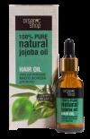 Масло ЖОЖОБА для волос 100% натуральное