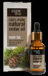 Масло КЕДРА для волос 100% натуральное