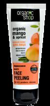 Нежный пилинг для лица «Абрикосовый манго»
