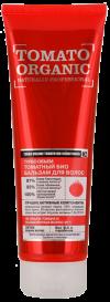 TOMATO ORGANIC турбо объем томатный био бальзам для волос